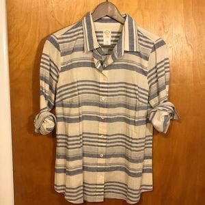 NWT! J Crew The Perfect Shirt, 6